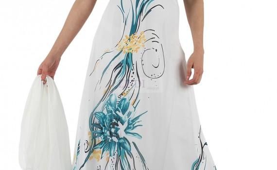 Sukienka kwiatowa, w kwiaty