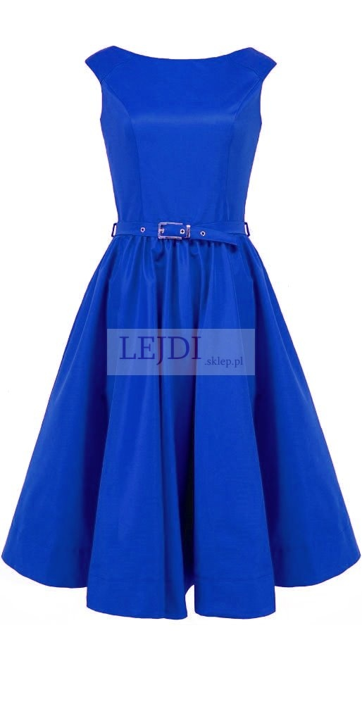sukienka w stylu retro na studniówkę, sylwestra.