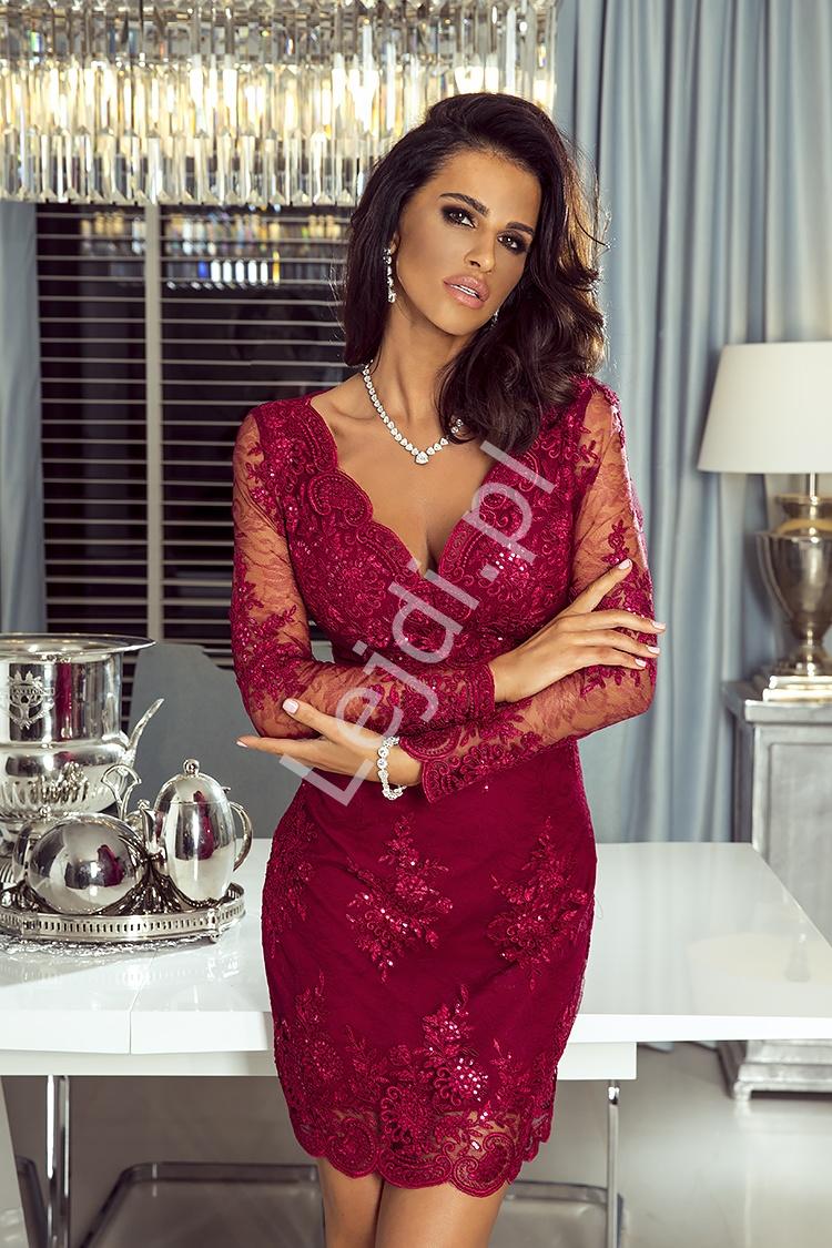 Sukienka dla dojrzałej kobiety