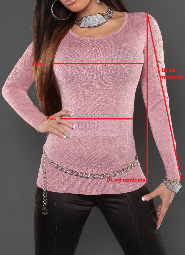 Sweter - jak się mierzyć