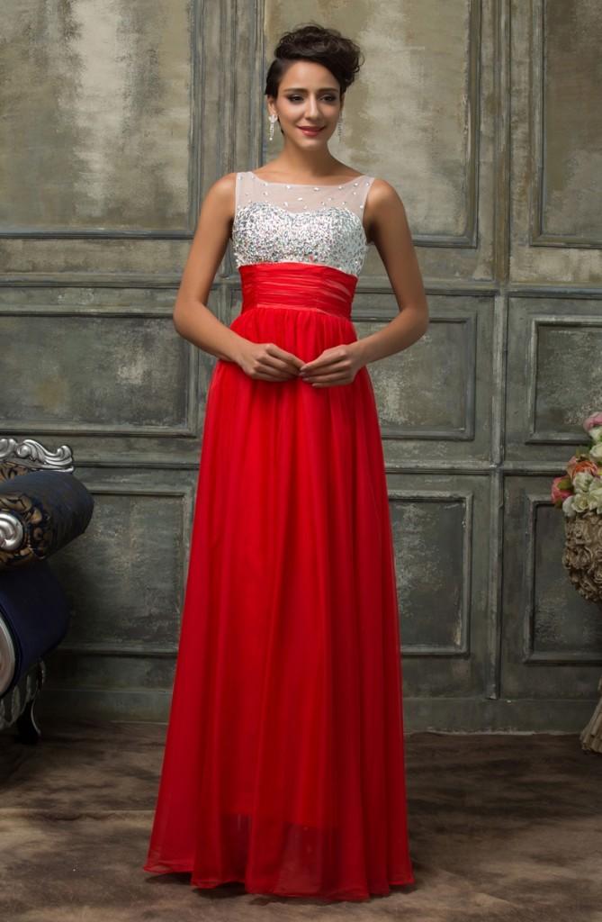 sukienka na wesele, suknienka na studniówkę - czerwona suknia, czerwone suknie