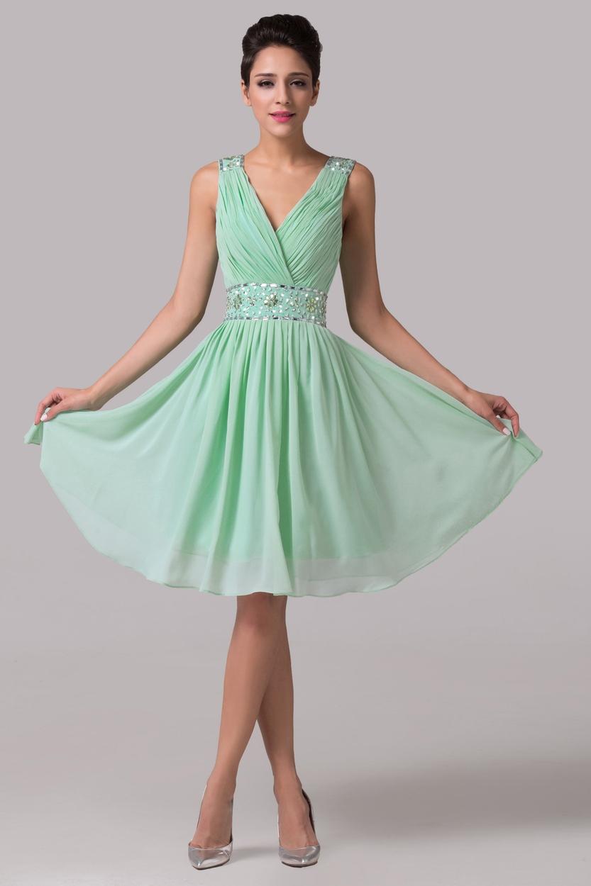 Sukienka na wesele, sukienki na wesele, pastelowo zielona sukienka