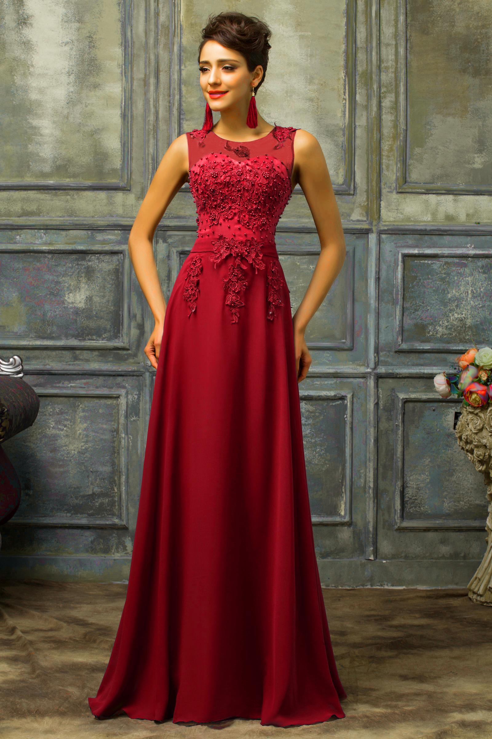 Długa suknia na wesele. Sukienka na wesele.