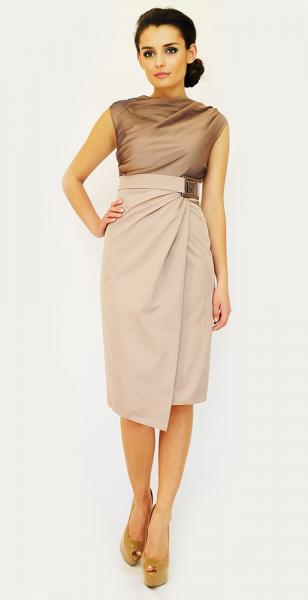 Sukienki Plus Size, sukienka dla puszystej