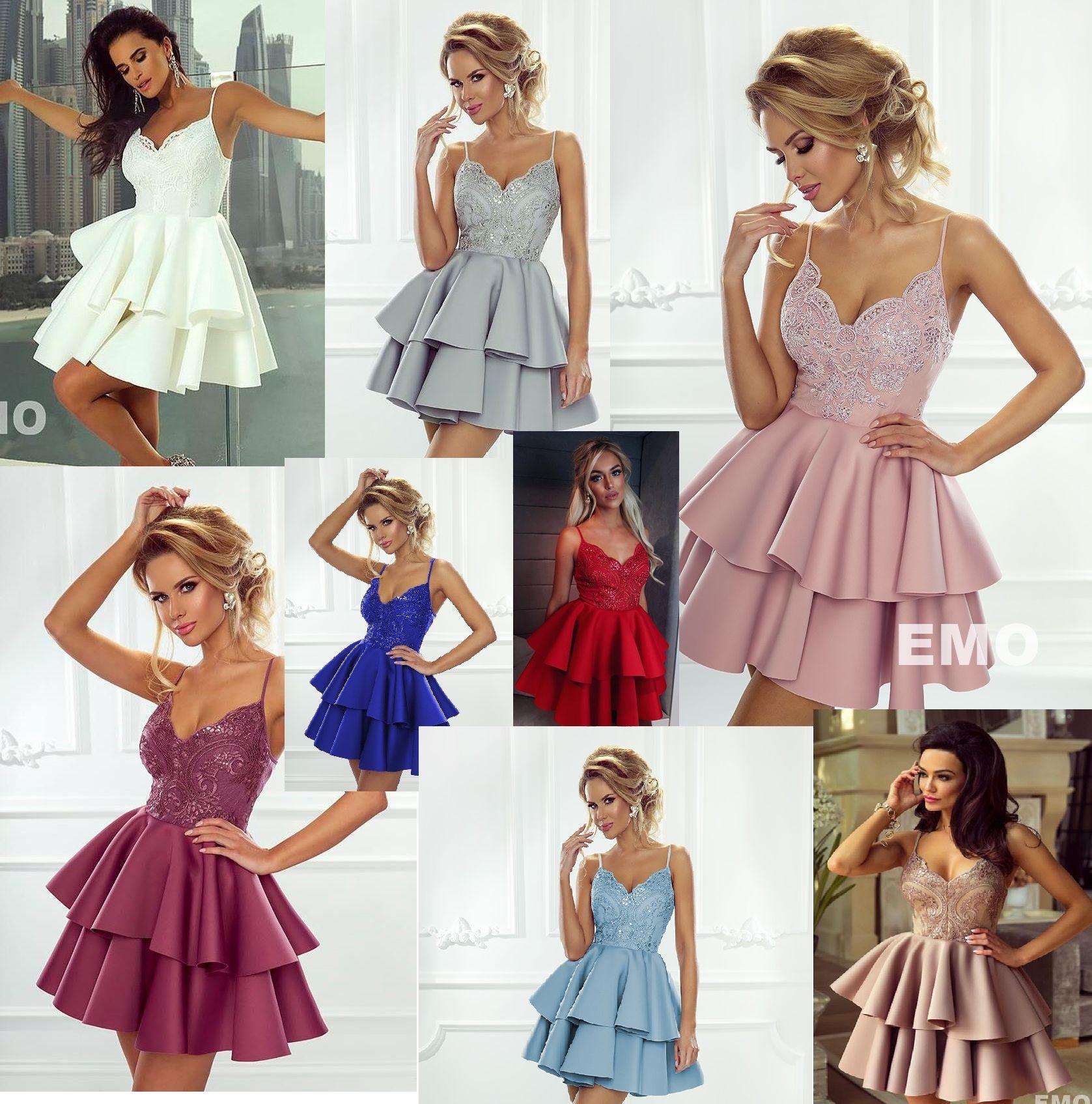 Sukienki studniówkowe Leila