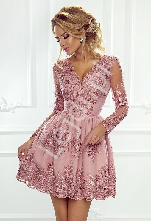 c5819251ce Modne sukienki na wesele