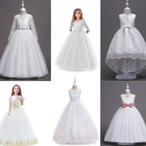 Sukienki na komunie dla dziewczynki