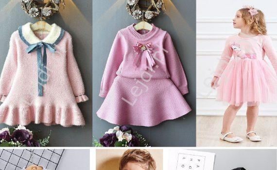 Ubrania na Wielkanoc dla dzieci