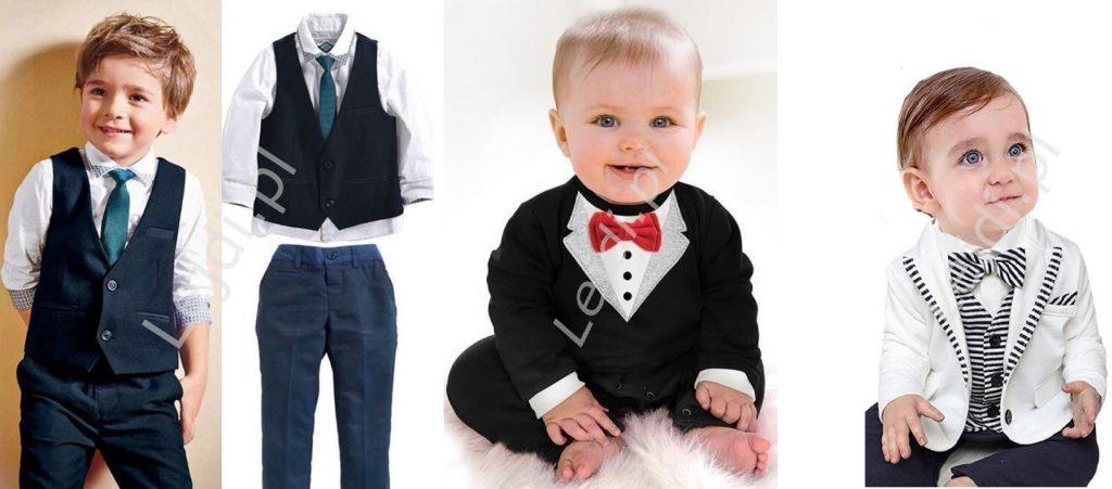 Ubranie dla chłopca na komunie
