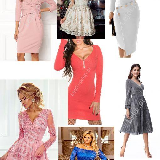 Sukienki na Wielkanoc