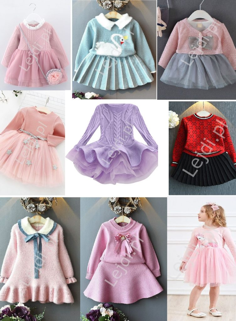 Sukienki dla dziewczynki na Wielkanoc, Święta