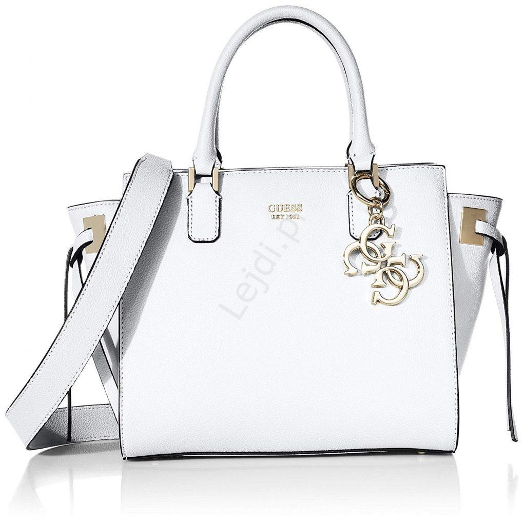 Biała torebka na wiosnę lato