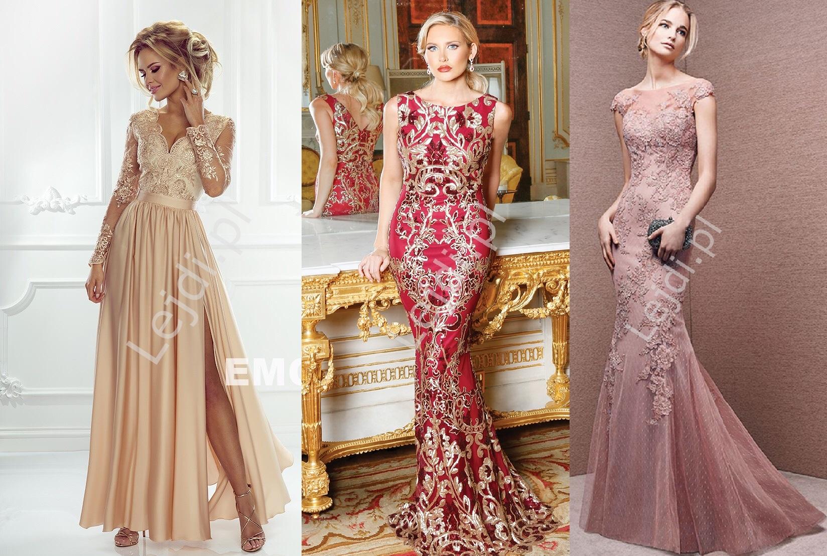 Jak nosić sukienki wieczorowe przewodnik