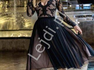 Piękna sukienka midi Rene