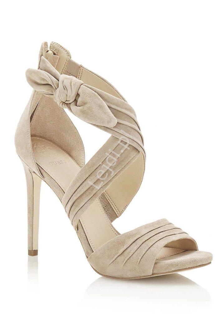 Sandałki Guess Azali