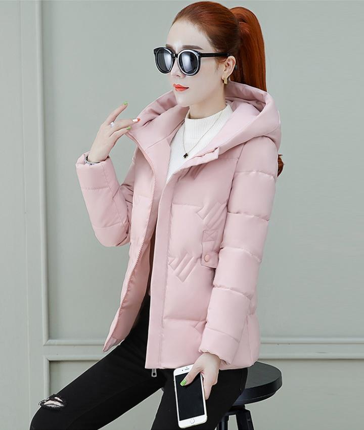 Ciepła pikowana kurtka