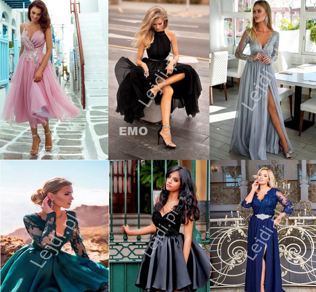 Sukienki na studniówkę 2020 / 2021