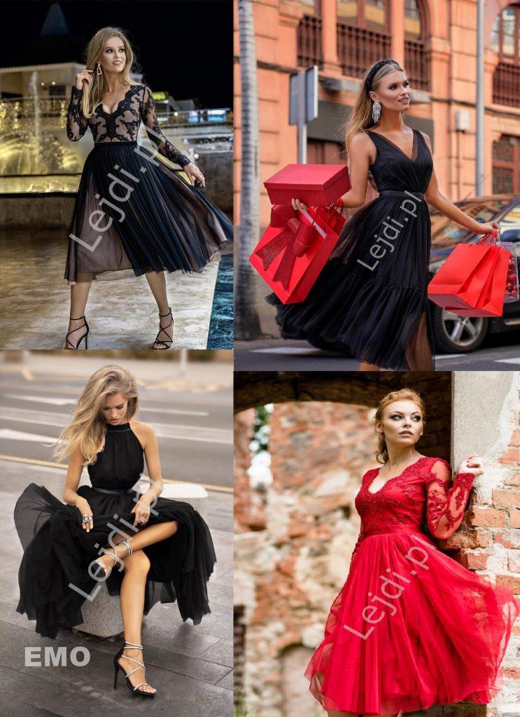 Midi sukienki na studniówke 2020 2021