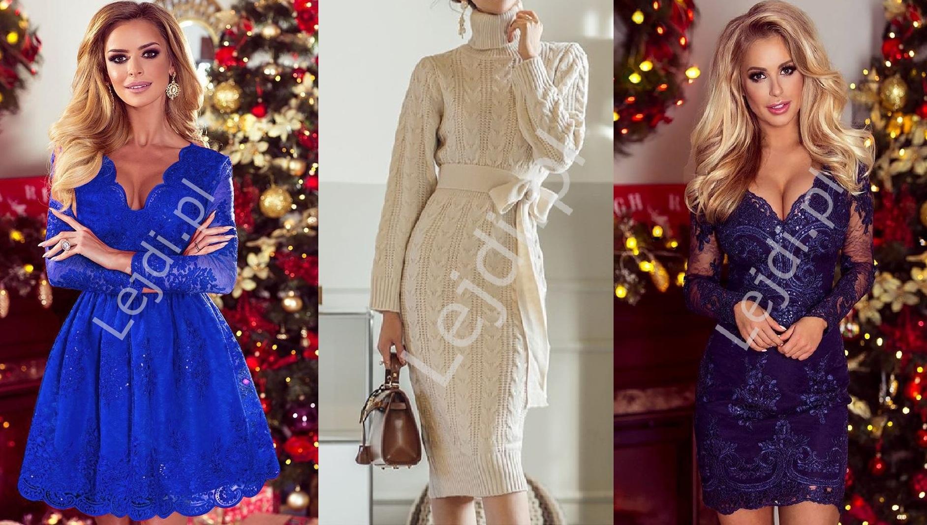 Sukienki na Święta Bożego Narodzenia