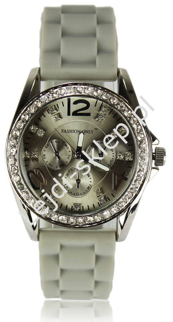 Sportowy zegarek damski