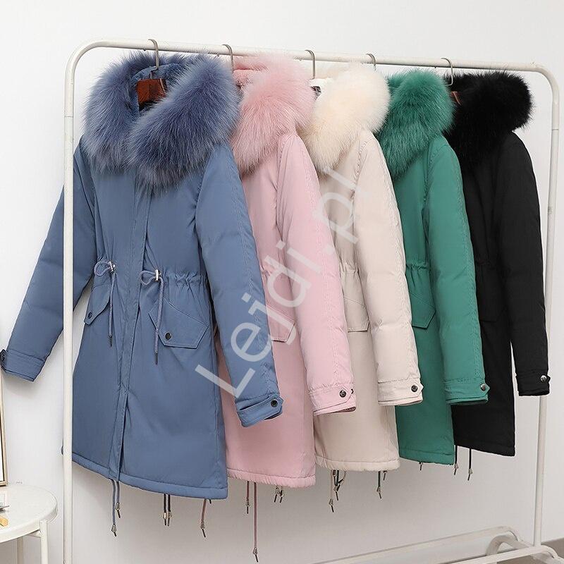 Płaszcze na zimę z futerkiem
