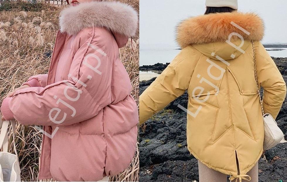 Płaszcz z futerkiem, kurtka z futerkiem czy puchowa ?