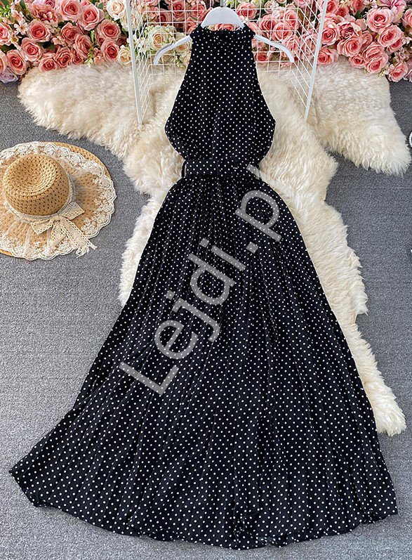 Sukienka na lato czarna