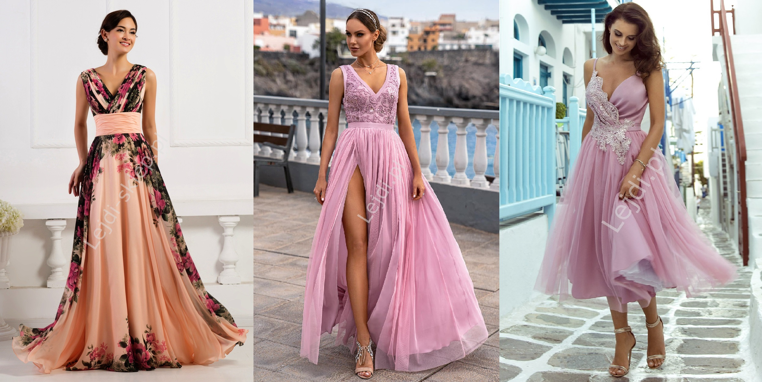 Modne sukienki na wesele trendy 2021