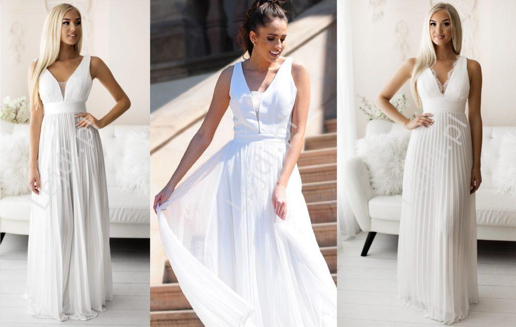 Suknie na ślub cywilny