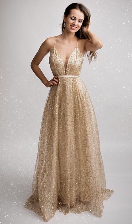 Sukienki na wesele, studniówkę, suknie wieczorowe i dla