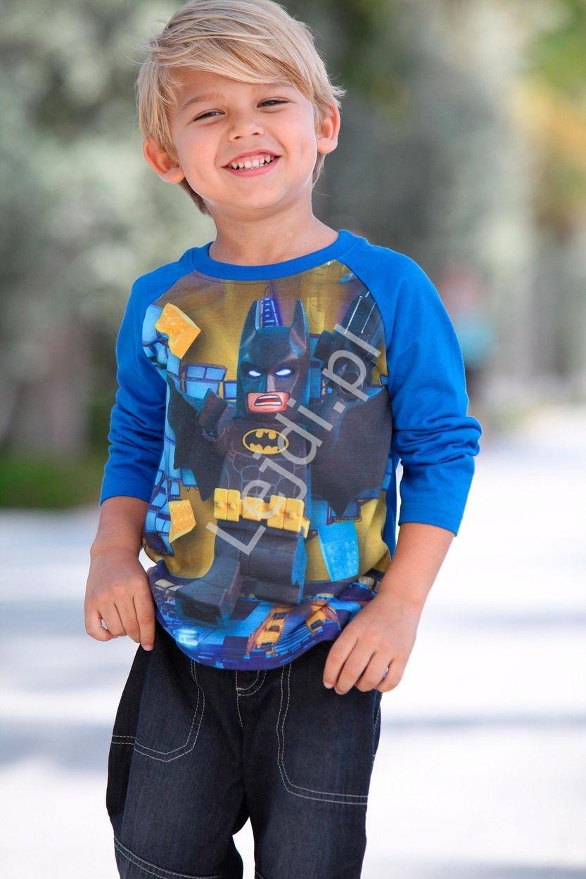 Bluzka chłopięca z Batmanem - Lejdi