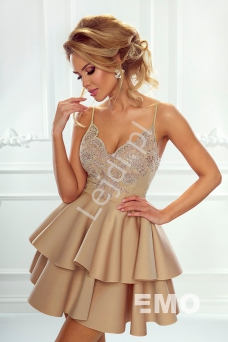 2d8222d8c Sukienki wieczorowe krótkie, balowe - koktajlowe,koronkowe, tiulowe ...