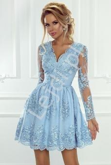 4713c63b Eleganckie sukienki na wesele - długie, krótkie, proste, oryginalne ...