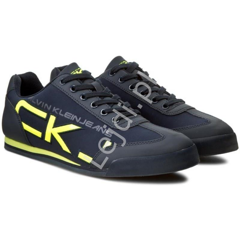Meskie Buty Calvin Klein Jeans Sneakers R 43 Lejdi Pl
