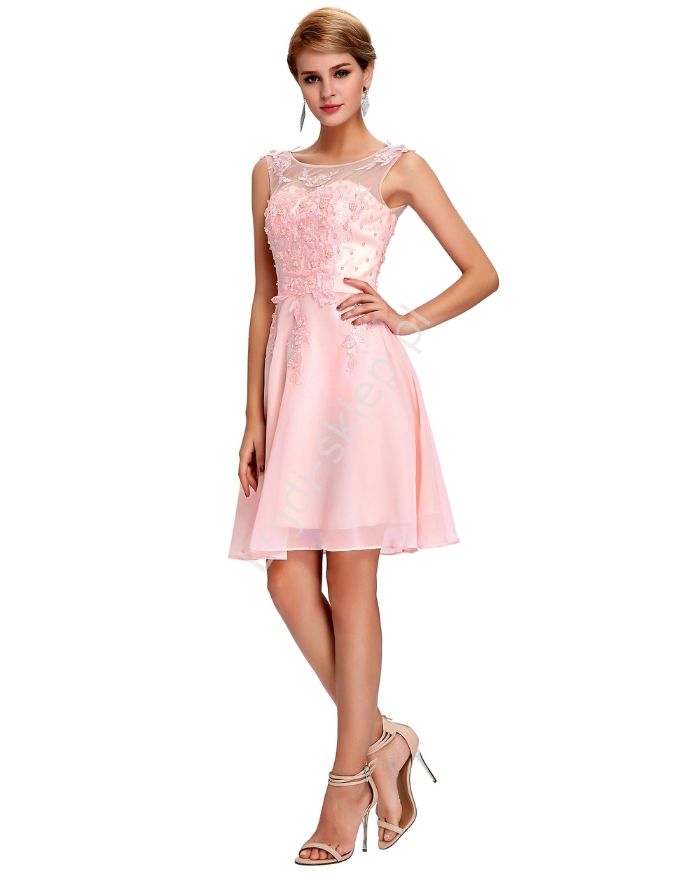 f55f8809cc Sukienka na wesele