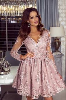 2900062eea4e48 Sukienki wieczorowe krótkie, balowe - koktajlowe,koronkowe, tiulowe ...