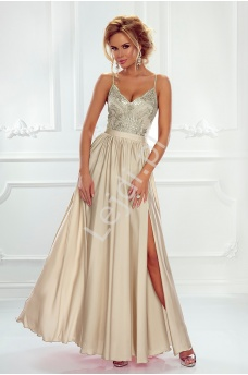 8fa42d8a8f Suknia wieczorowa na studniówkę lub wesele