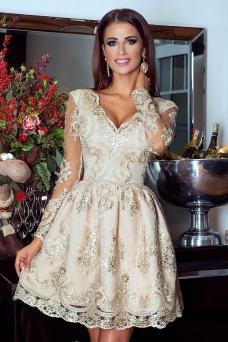 dc2610172d Eleganckie sukienki na wesele - długie